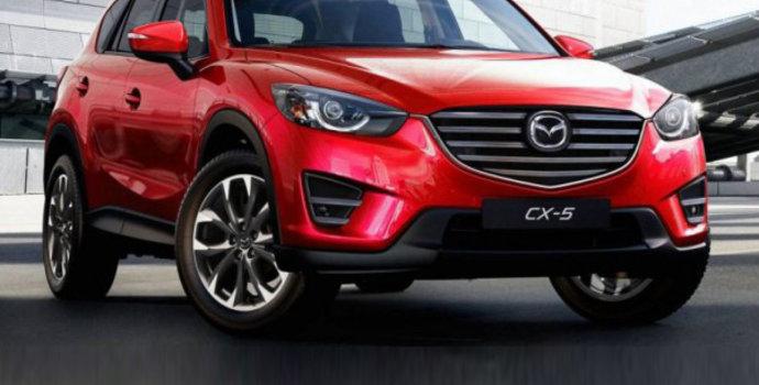 Mazda CX-5 2017 : satisfaire toutes les attentes à Montréal