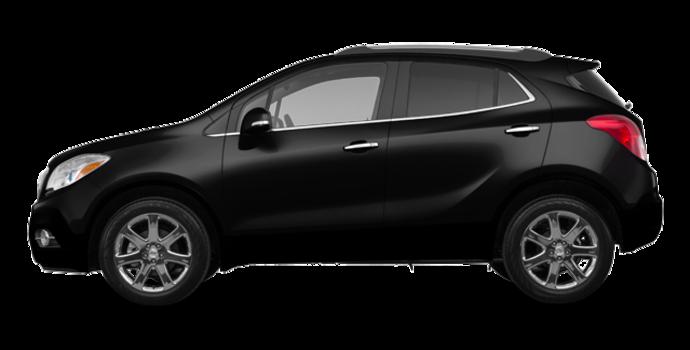 2016 Buick Encore LEATHER | Photo 4 | Carbon Black Metallic