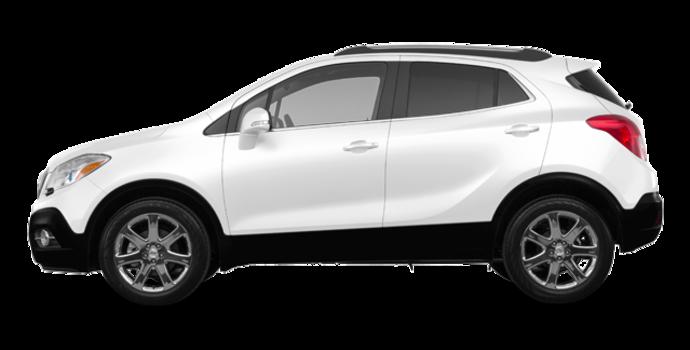 2016 Buick Encore LEATHER | Photo 4 | Summit White