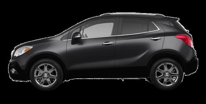 2016 Buick Encore LEATHER | Photo 4 | Graphite Grey Metallic