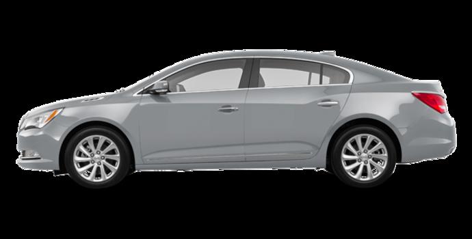 2016 Buick LaCrosse LEATHER | Photo 4 | Quicksilver Metallic