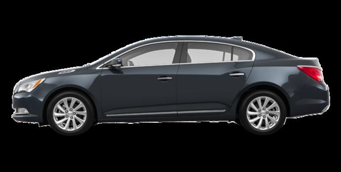 2016 Buick LaCrosse LEATHER | Photo 4 | Graphite Grey Metallic