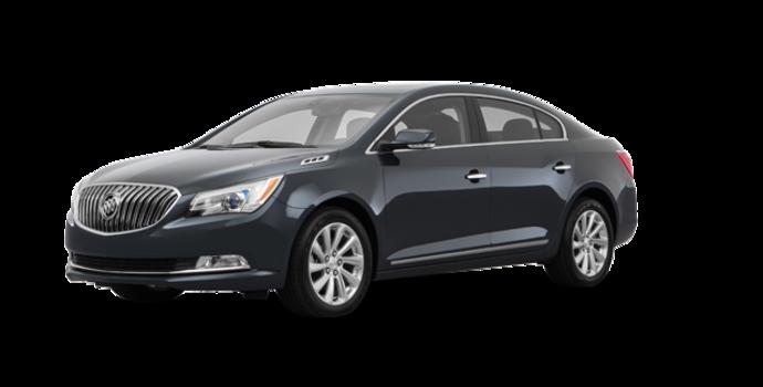 2016 Buick LaCrosse LEATHER | Photo 6 | Graphite Grey Metallic