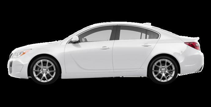 2016 Buick Regal Sportback GS | Photo 4 | White Frost