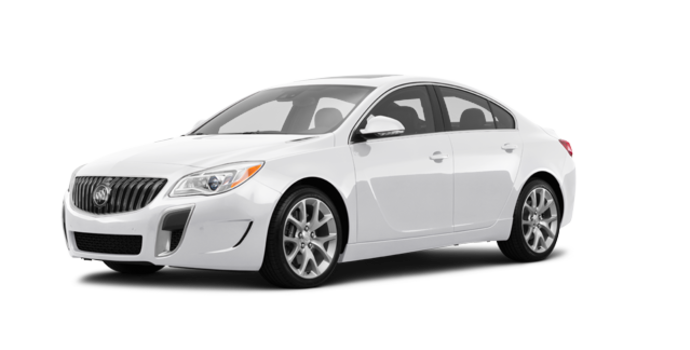 2016 Buick Regal GS | Photo 6 | White Frost