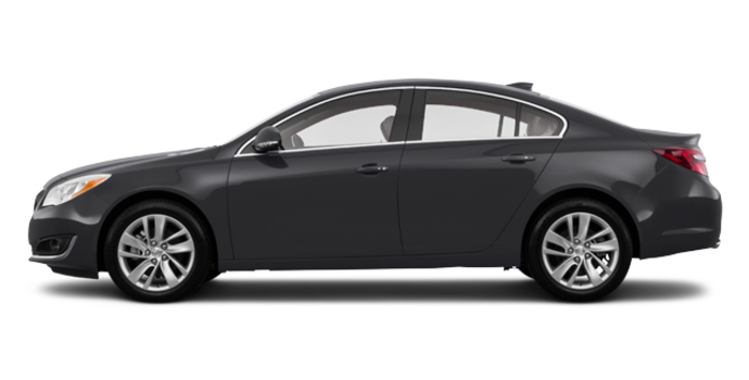 2016 Buick Regal PREMIUM I | Photo 4 | Smoky Grey Metallic
