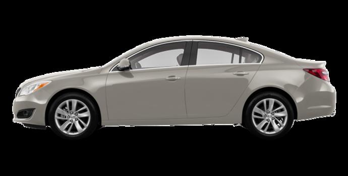 2016 Buick Regal Sportback PREMIUM I | Photo 4 | Sparkling Silver Metallic