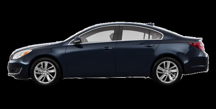 2016 Buick Regal PREMIUM II | Photo 4 | Dark Sapphire Blue Metallic