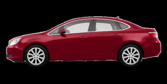 2016 Buick Verano BASE | Photo 4 | Crystal Red Tintcoat
