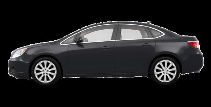2016 Buick Verano BASE | Photo 4 | Graphite Grey Metallic