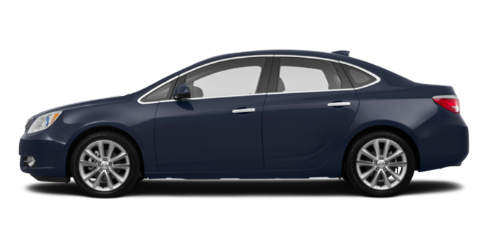 2016 Buick Verano CONVENIENCE | Photo 4 | Dark Sapphire Blue Metallic