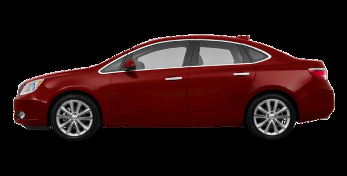 2016 Buick Verano CONVENIENCE | Photo 4 | Crystal Red Tintcoat
