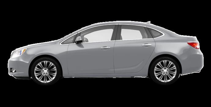 2016 Buick Verano LEATHER | Photo 4 | Quicksilver Metallic