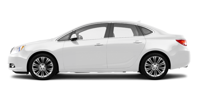 2016 Buick Verano LEATHER | Photo 4 | Summit White