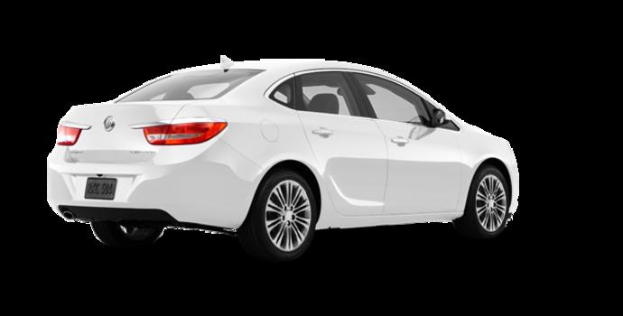 2016 Buick Verano LEATHER | Photo 5 | Summit White