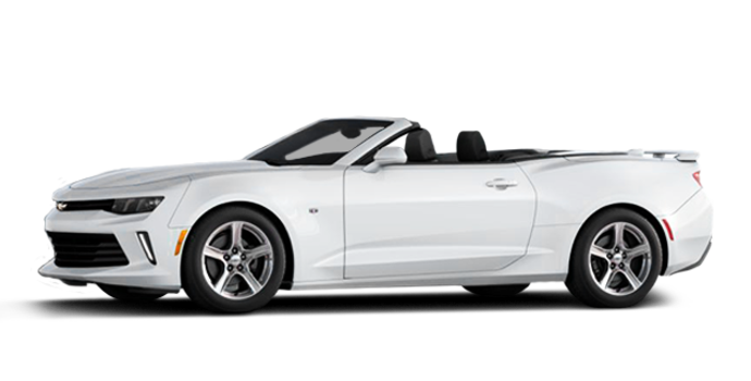 2016 Chevrolet Camaro convertible 1LT | Photo 4 | Summit White