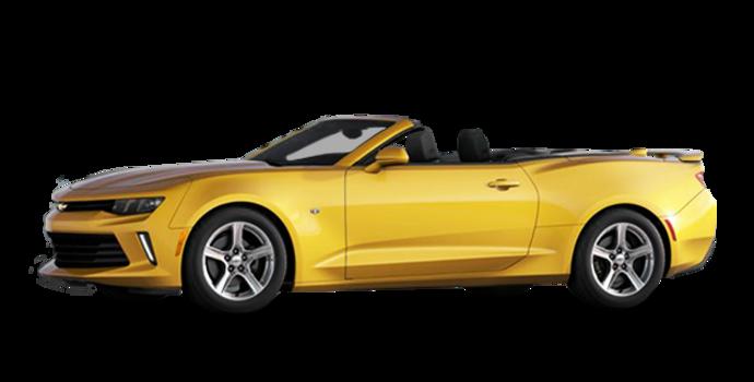 2016 Chevrolet Camaro convertible 1LT | Photo 4 | Bright Yellow