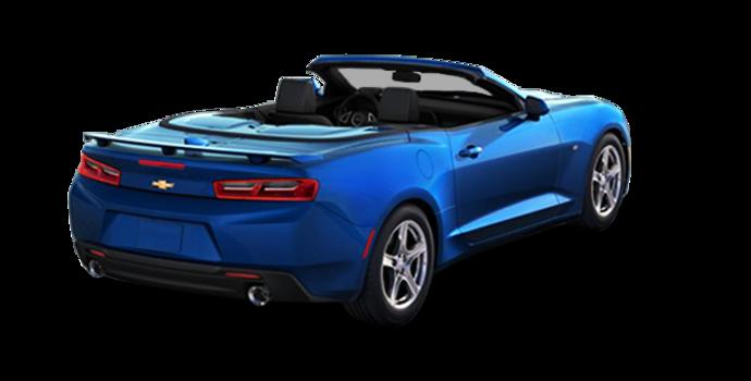 2016 Chevrolet Camaro convertible 1LT | Photo 5 | Hyper Blue Metallic