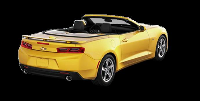 2016 Chevrolet Camaro convertible 1LT | Photo 5 | Bright Yellow