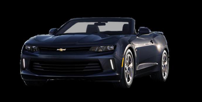 2016 Chevrolet Camaro convertible 1LT | Photo 6 | Blue Velvet Metallic