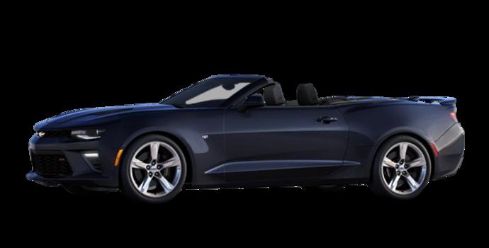 2016 Chevrolet Camaro convertible 2SS | Photo 4 | Blue Velvet Metallic