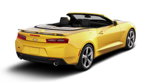 2016 Chevrolet Camaro convertible 2SS | Photo 5 | Bright Yellow