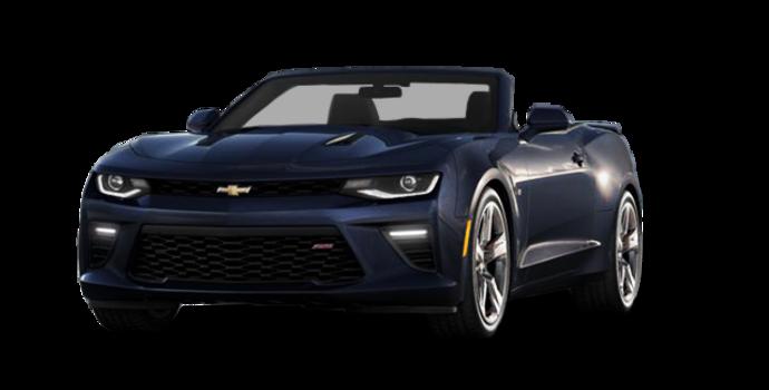 2016 Chevrolet Camaro convertible 2SS | Photo 6 | Blue Velvet Metallic