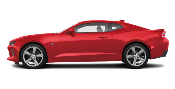 2016 Chevrolet Camaro coupe 1SS | Photo 4 | Red Hot