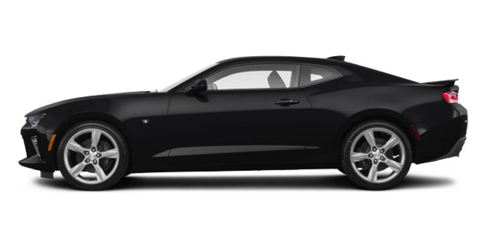 2016 Chevrolet Camaro coupe 1SS | Photo 4 | Mosaic Black Metallic