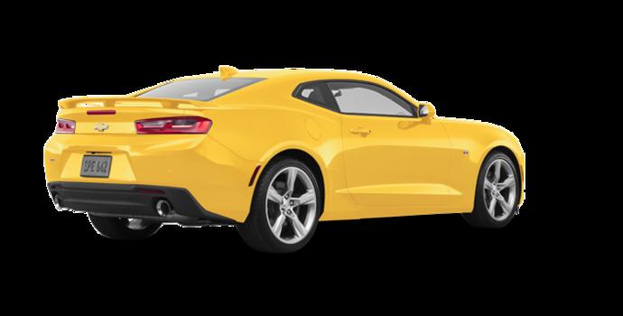 2016 Chevrolet Camaro coupe 1SS | Photo 5 | Bright Yellow