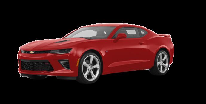 2016 Chevrolet Camaro coupe 1SS | Photo 6 | Garnet Red