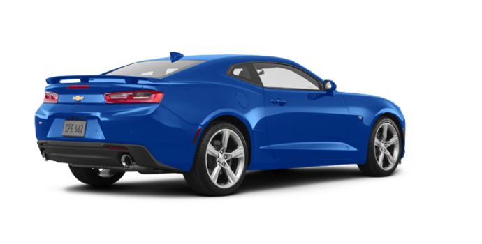 2016 Chevrolet Camaro coupe 2SS | Photo 5 | Hyper Blue Metallic