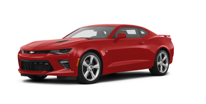 2016 Chevrolet Camaro coupe 2SS | Photo 6 | Garnet Red