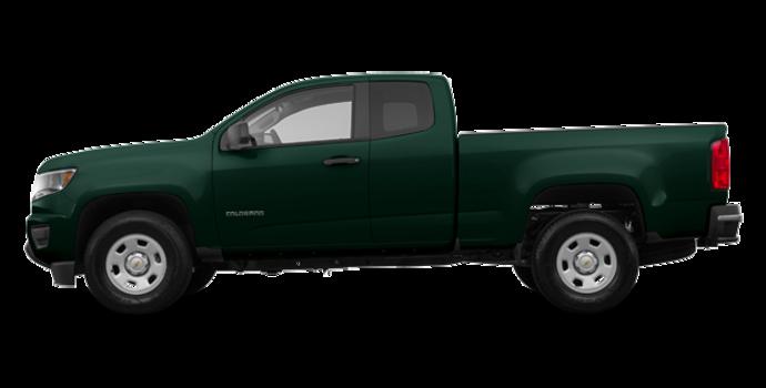 2016 Chevrolet Colorado WT | Photo 4 | Rainforest Green Metallic