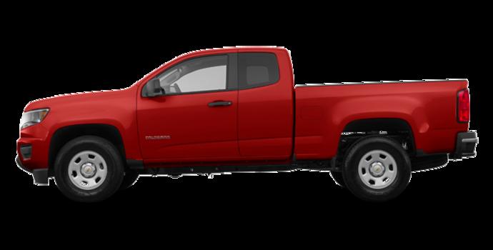 2016 Chevrolet Colorado WT | Photo 4 | Red Rock Metallic