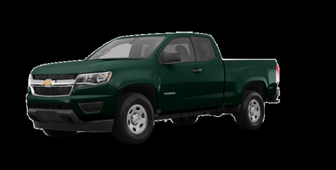2016 Chevrolet Colorado WT | Photo 6 | Rainforest Green Metallic