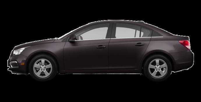 2016 Chevrolet Cruze Limited 1LT | Photo 4 | Tungsten Metallic
