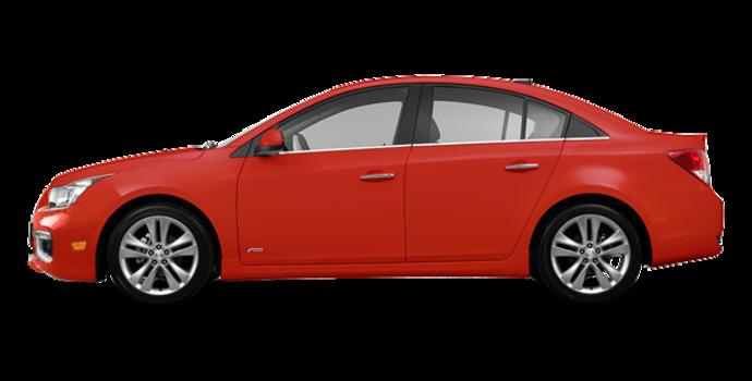 2016 Chevrolet Cruze Limited LTZ   Photo 4   Red Hot