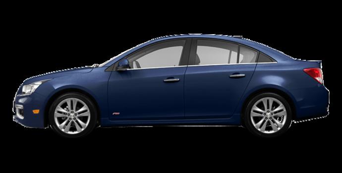2016 Chevrolet Cruze Limited LTZ   Photo 4   Blue Ray Metallic