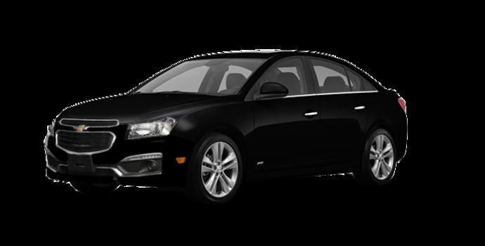2016 Chevrolet Cruze Limited LTZ   Photo 6   Black Granite Metallic