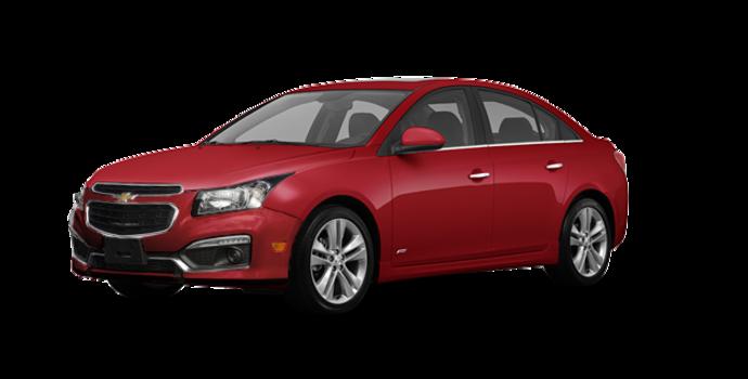 2016 Chevrolet Cruze Limited LTZ   Photo 6   Siren Red