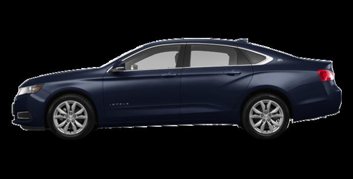 2016 Chevrolet Impala 2LT | Photo 4 | Blue Velvet Metallic
