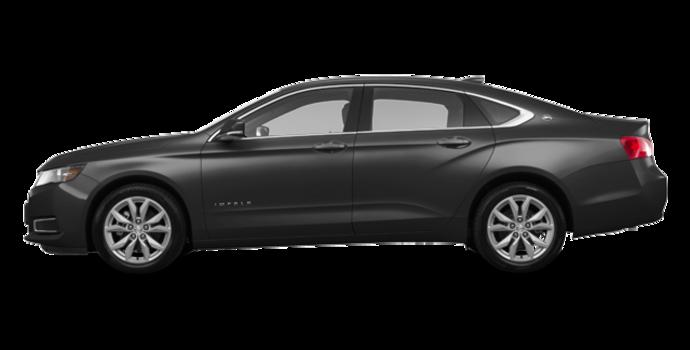 2016 Chevrolet Impala 2LT | Photo 4 | Heather Grey Metallic