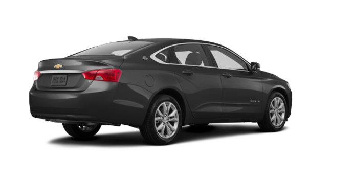 2016 Chevrolet Impala 2LT | Photo 5 | Heather Grey Metallic