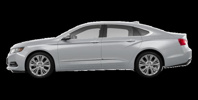 2016 Chevrolet Impala LTZ | Photo 4 | Silver Ice Metallic