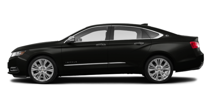 2016 Chevrolet Impala LTZ | Photo 4 | Mosaic Black Metallic
