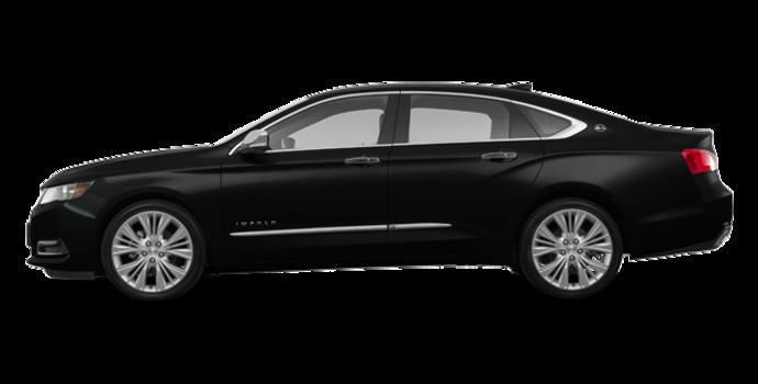 2016 Chevrolet Impala LTZ | Photo 4 | Black