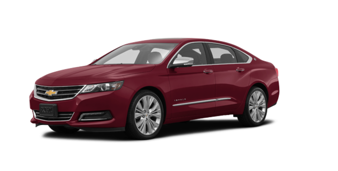 2016 Chevrolet Impala LTZ | Photo 6 | Siren Red