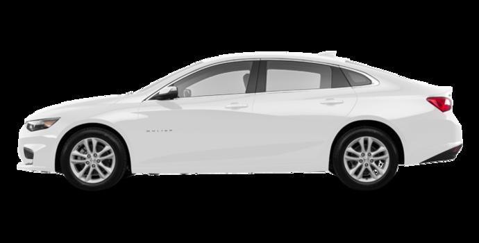 2016 Chevrolet Malibu LT | Photo 4 | Summit White