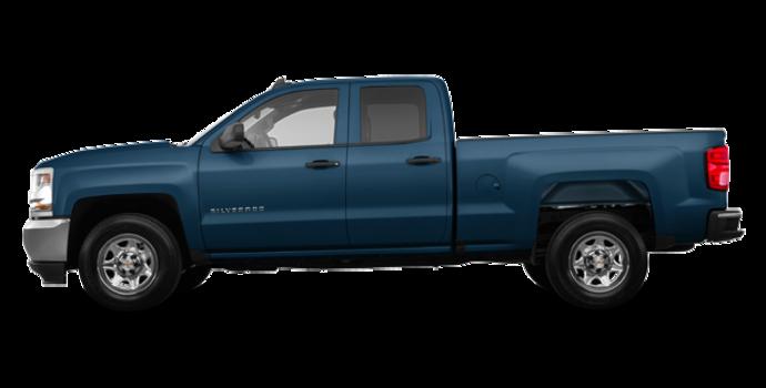 2016 Chevrolet Silverado 1500 LS | Photo 4 | Deep Ocean Blue Metallic